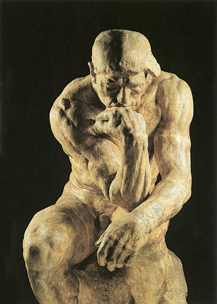 Le sculture di rodin in mostra a santa caterina oggi for Rodin scultore