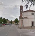 Puzza nella frazione di San Gaetano