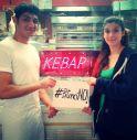 In centinaia per il Kebab delle 20.01