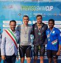 il podio a Treviso