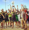 Oderzo campione d'Italia del beach handball