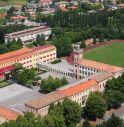 una veduta aerea dell'istituto Brandolini di Oderzo