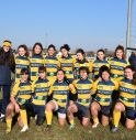 l'Under 18 femminile del Villorba Rugby