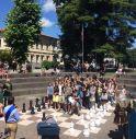 scacchi in piazza a Ponte di Piave