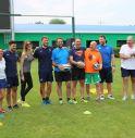 la Giunta di Treviso col Benetton Rugby