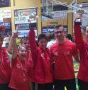 Under 14 Karate Castelfranco