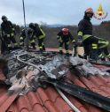 Incendio tetto