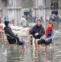 Pasqua, a Venezia oggi e domani con l'acqua alta