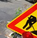 La ditta non riprende i lavori in cantiere