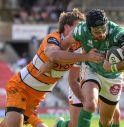 McKinley in azione (foto Benetton Rugby)