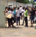 richiedenti asilo all'ex caserma Zanusso di Oderzo