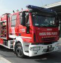 Carabinieri prendono vestiti a Pompieri e li costringono a effettuare arresto