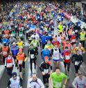 Piazzale Burchiellati cuore logistico della Treviso Marathon 2018