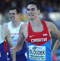 Bloudek a Grosseto nella finale vinta degli 800 ai Campionati Europei Under 20.
