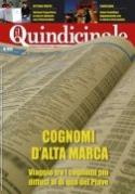 copertina del giornale in edicola