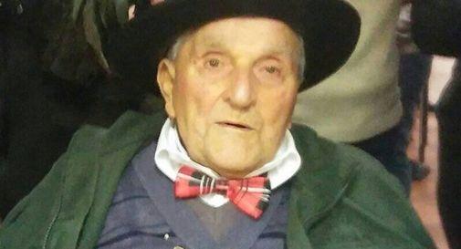 Raffaello Bottero compie 100 anni