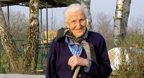Addio ad Augusta Sartor, è venuta a mancare all'età di 105 anni