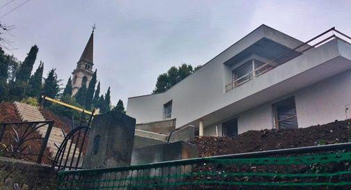 """""""Quel mostro di cemento sulla collina? Colpa del Piano casa"""""""
