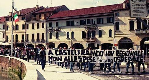 Emofiliaci da tutto il Veneto marceranno per la difesa dell'ospedale di Castelfranco