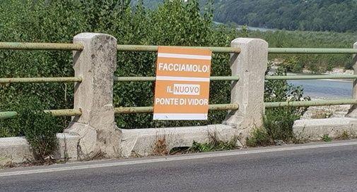 Territorio Unesco, ora il nuovo ponte di Vidor diventa necessario
