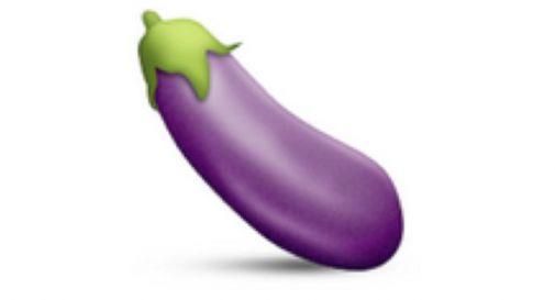 Non inviate quella melanzana. Le 10 emoticon da evitare se si vuole conquistare qualcuno