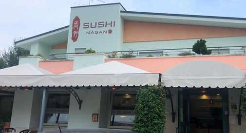 Al ristorante Sushi Nagano di Pieve di Soligo non ci sono mai stati problemi