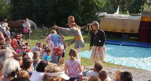 Fino a domenica il circo più ecologico del mondo a Pieve di Soligo