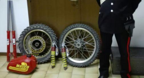 Presta una moto, la restituiscono con pezzi diversi