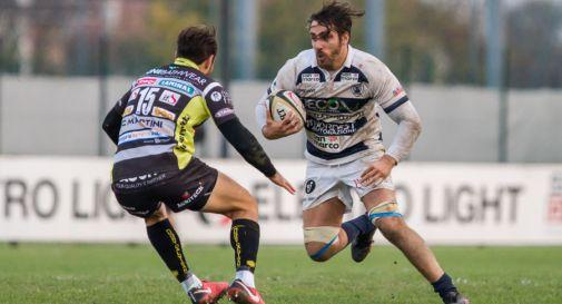 Jacopo Bocchi in azione
