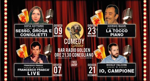 Comedy Golden - Conegliano