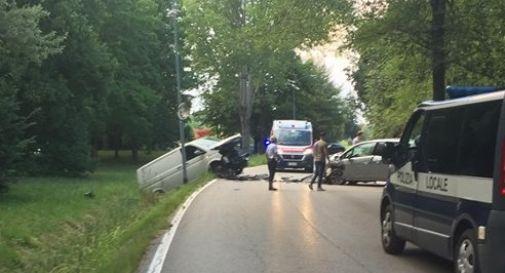 l'incidente in via Tommasini