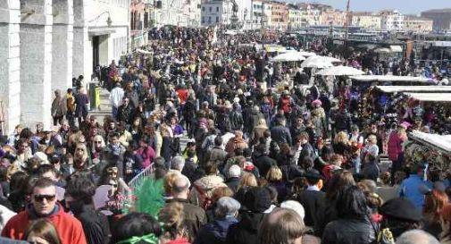 Carnevale di Venezia: borseggiatori