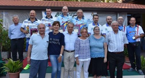 i partecipanti al Memorial Camolei