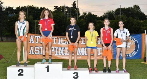 Atletica, Trofeo Pindemonte nel segno dei giovani