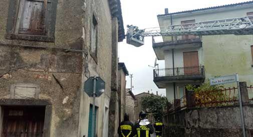 Raffiche di vento a Vittorio Veneto