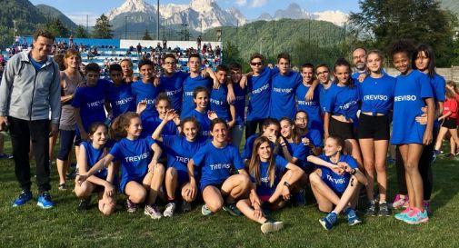 la selezione di Treviso