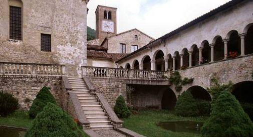 l'abbazia di Follina