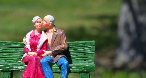 Se l'amore sboccia a 90 anni