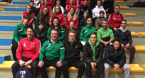 weekend pazzesco per il Germinal Karate Castelfranco
