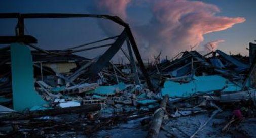 Dorian, almeno 30 morti alle Bahamas