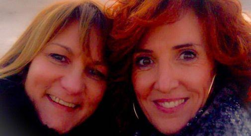 da destra: Paola Basei ed Emanuela Dal Pos