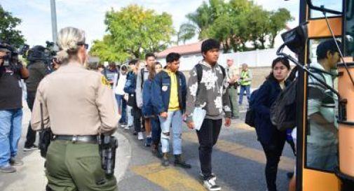 Sparatoria in un liceo in California, due morti