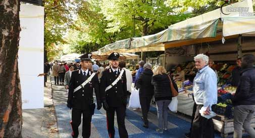 Orsago truffa carabinieri