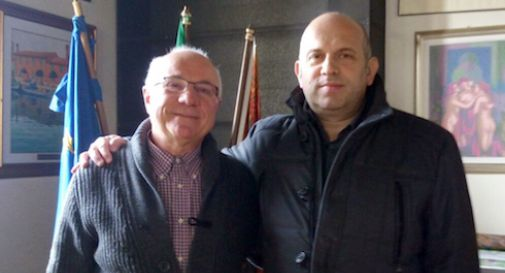 Giancarlo Pontini e Marzio Favero