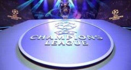 Champions, sorteggio gironi: bene Juve e Napoli, Inter con Barcellona