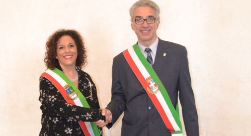 Carola Arena (Mogliano Veneto) e Roberto Tonon (Vittorio Veneto)