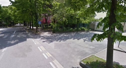 via Barbiero a Mogliano