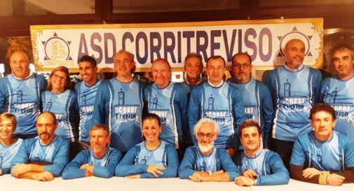 il team della CorriTreviso