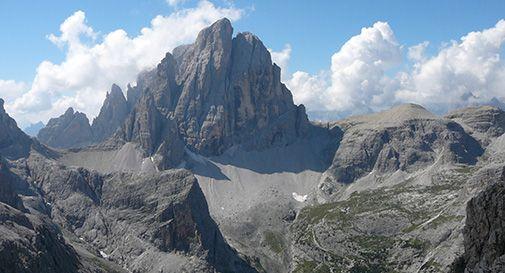 Precipita dalla Croda dei Toni, muore alpinista