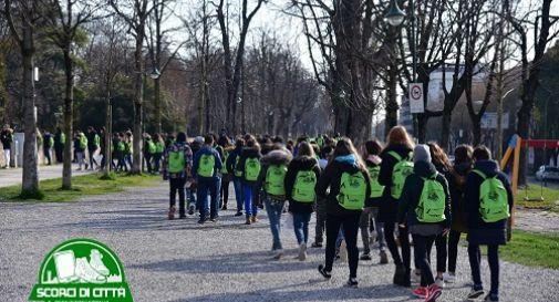 Scorci di Città, 250 studenti in giro per Treviso